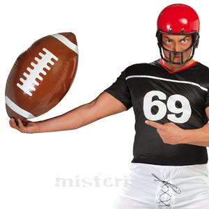 Bola Futebol Americano Insuflável