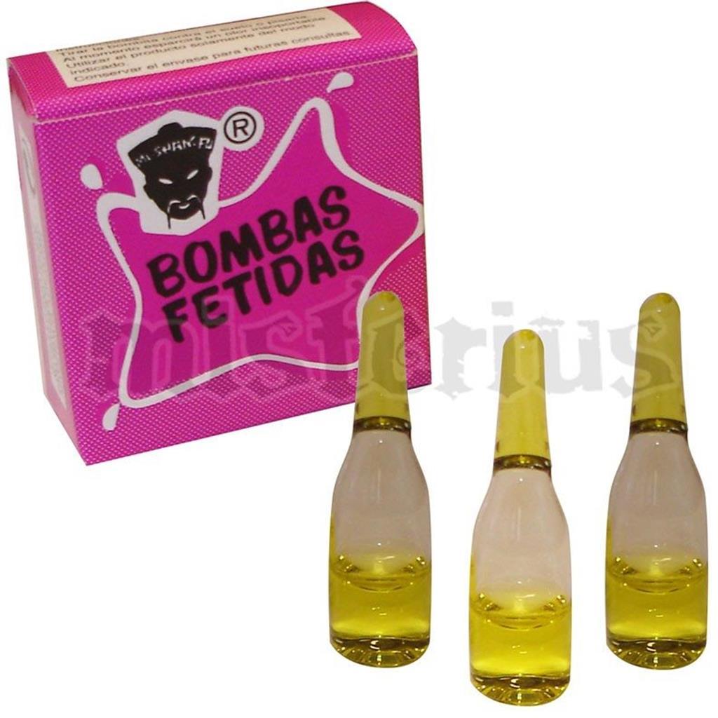 Bombinhas de Mau Cheiro