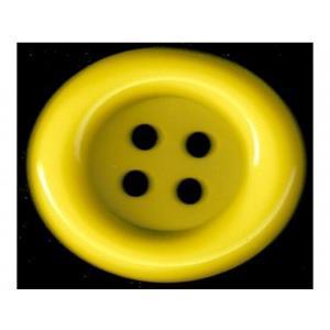 Botões Palhaços Amarelo
