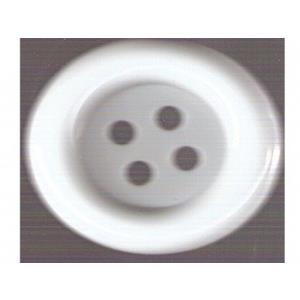 Botões Palhaços  Branco