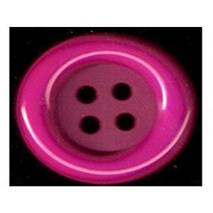Botões Palhaços Rosa Choque