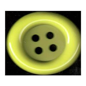 Botões Palhaços Verde Claro