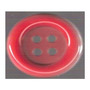 Botões Palhaços Vermelho