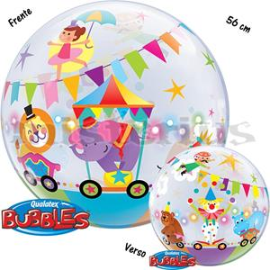 Bubble Circus Parade