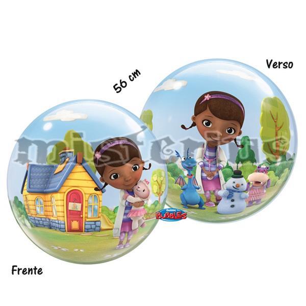Bubble Doutora Brinquedos