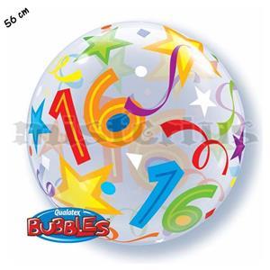 Bubble Estrelas 16 anos