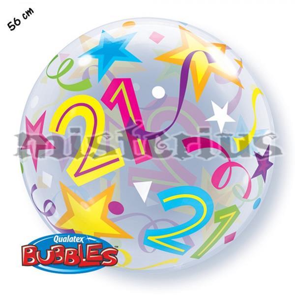 Bubble Estrelas 21 Anos