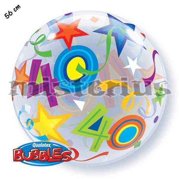 Bubble Estrelas 40 Anos