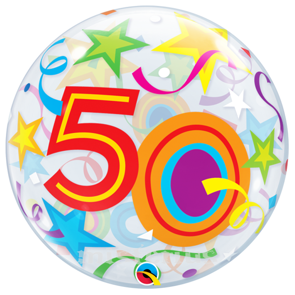Bubble Estrelas 50 Anos