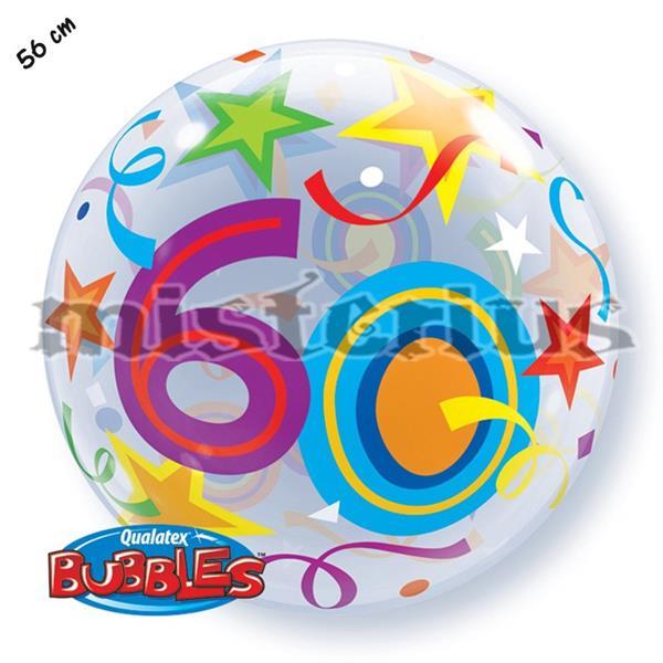 Bubble Estrelas 60 Anos