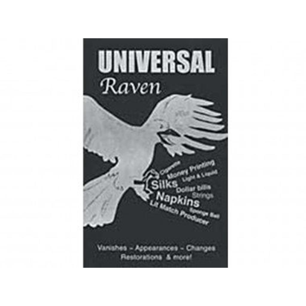 Cabeça de arenga - Raven Universal PALMO