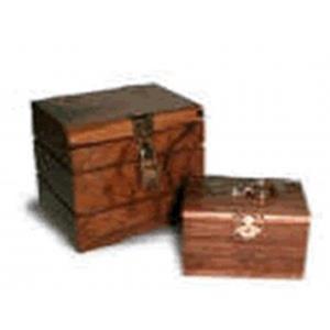 Caixa Dupla Mistério - Double Lock Box Mystery ;