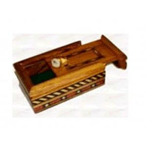 Caixa para Desaparição de Objectos, Luxo- Rattle Box Deluxe;