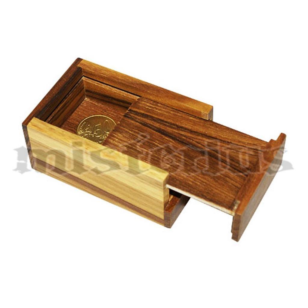 Caixa para Desaparição - Pequena- Rattle Box