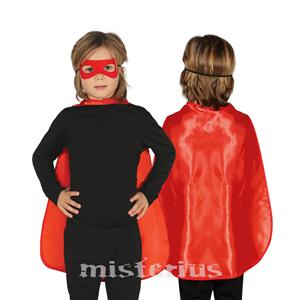 Capa Super-Herói Vermelha, Criança