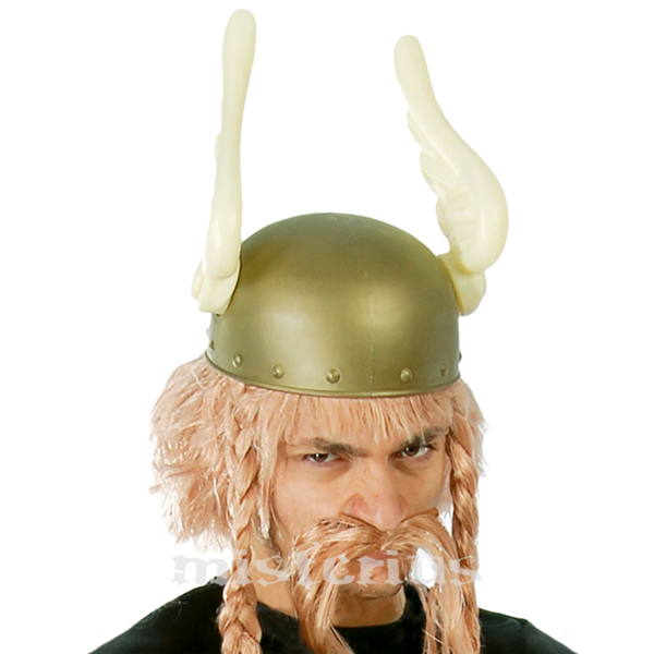 Capacete Viking Asterix