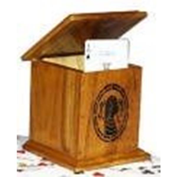 Carta Levitação na Caixa ;