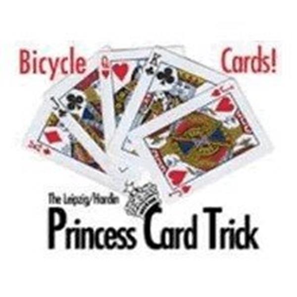 Carta Princesa - Bicycle