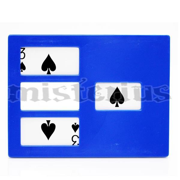 Carta Zig Zag - Poker