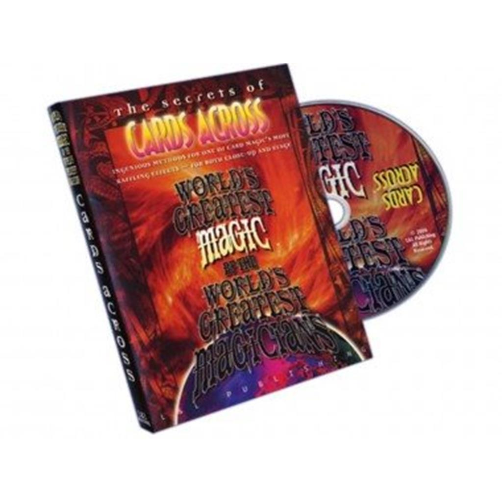 Cartas DVD - Card Across