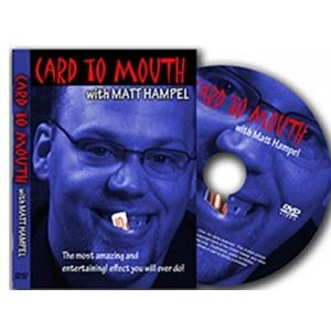 Cartas DVD - Card To Mouth