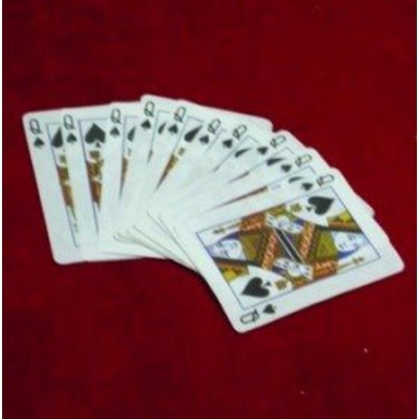 Cartas Papel Flash, Cards Flash