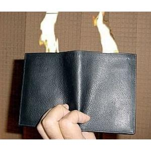 Carteira Fogo com Imãn - Hot Fire Wallet