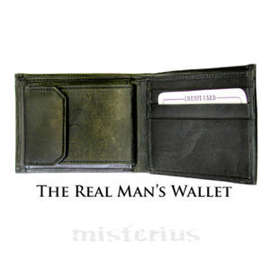 Carteira Magica - Real Man Wallet
