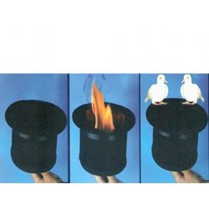 Cartola  Fogo - Fire Hat Tora Magic ;