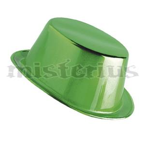 Cartola Metalizada Verde