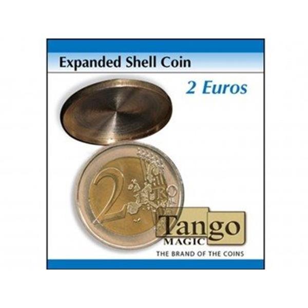 Cascarilha Expandida Moeda de 2,00 EUR -Expanded shell ;