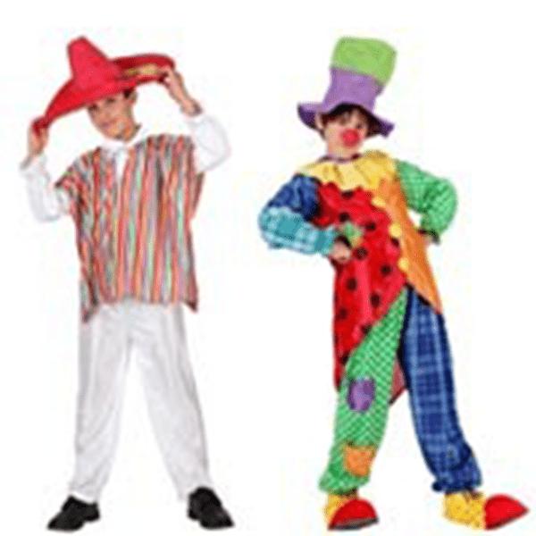 Fatos Carnaval | Criança Menino
