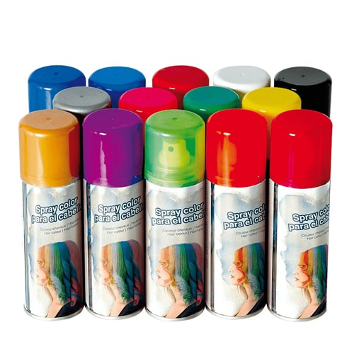 Sprays Cabelos