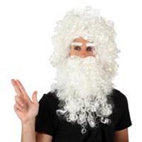 Barba com Peruca