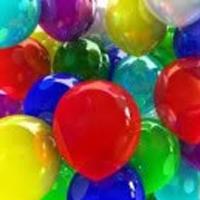 Balões Batizados