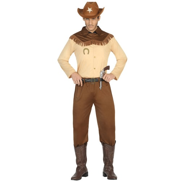 Indios e Cowboys   Homem