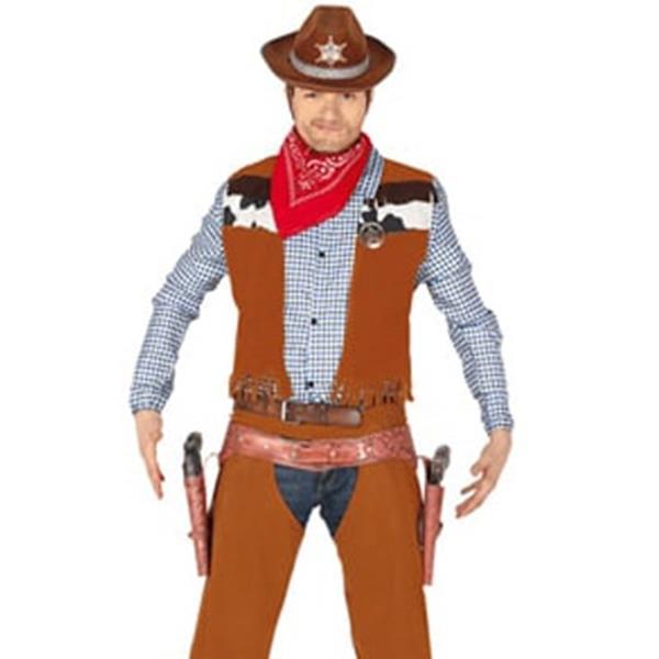 Indios e Cowboys | Homem