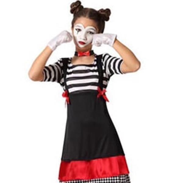 Circo e Palhaças | Menina