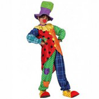 Circo e Palhaços | Menino