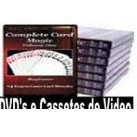 DVD com truques de Ilusionismo