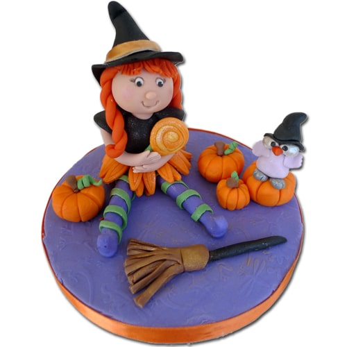 Cake Design Halloween