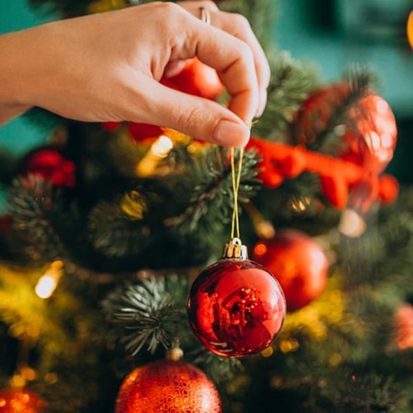 Decoração Árvores Natal