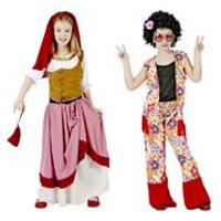 Disfarces de carnaval Fatos Carnaval | Criança Menina