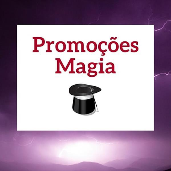 Promoções de Magia