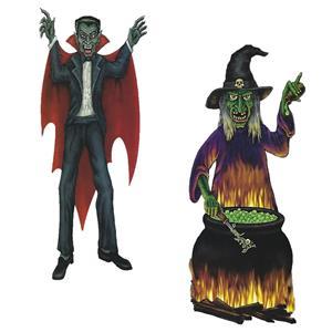 Cenário  Halloween Horripilante