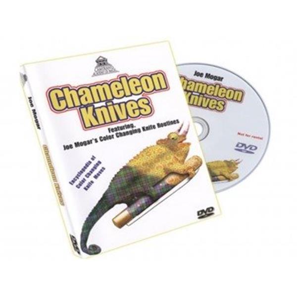 Canivetes DVD - Chameleon Knives