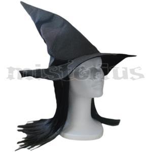 Chapéu Bruxa Cabelo