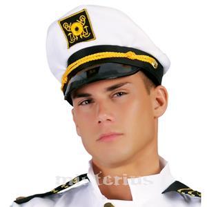 Chapéu Capitão Marinheiro