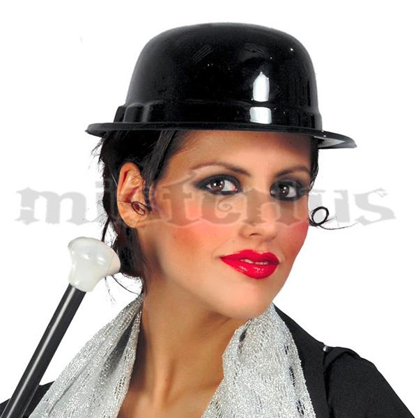 Chapéu de Coco Preto