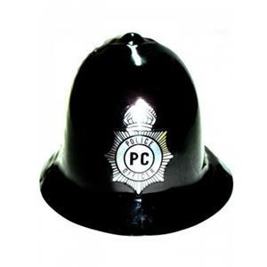 Chapéu Polícia Inglês em Plástico